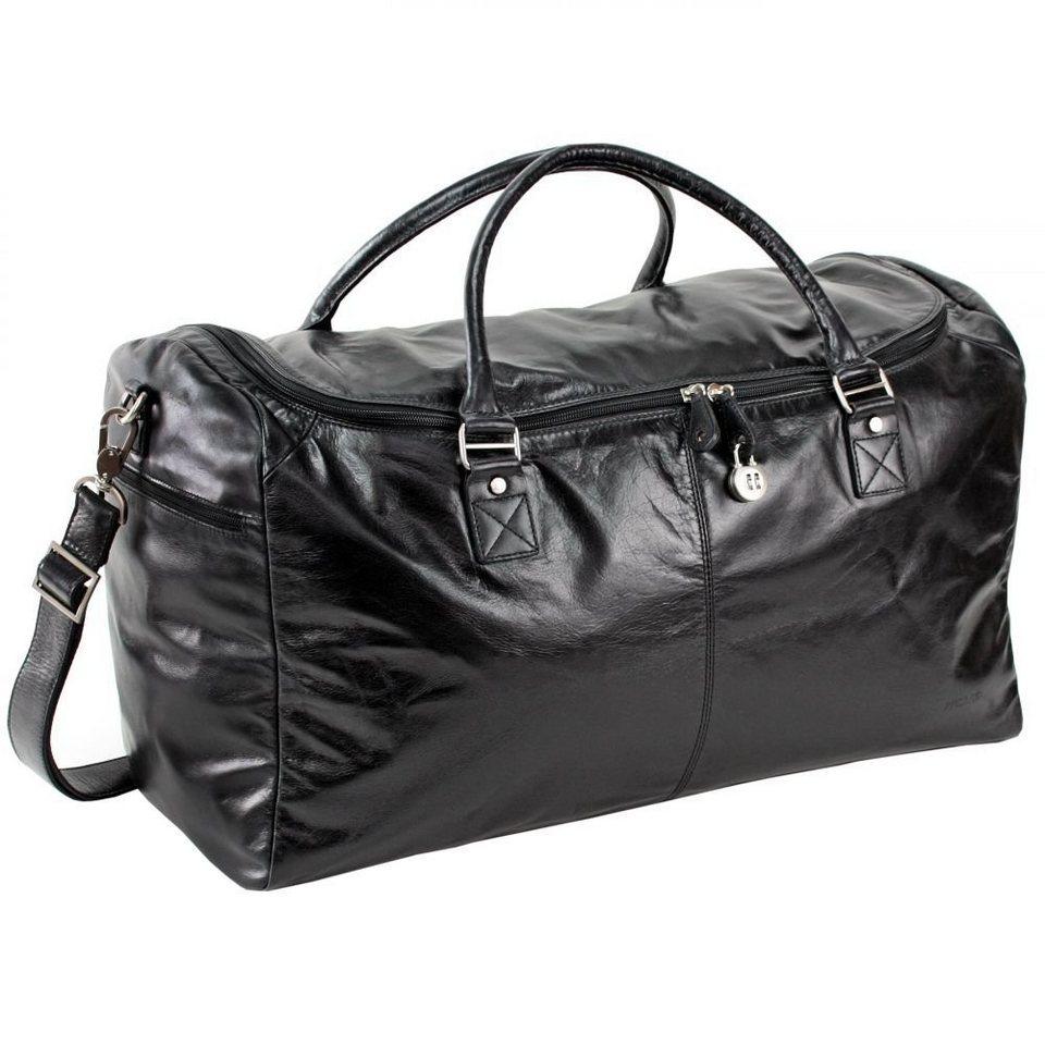 Picard Picard Weekend Reisetasche Leder 54 cm in schwarz
