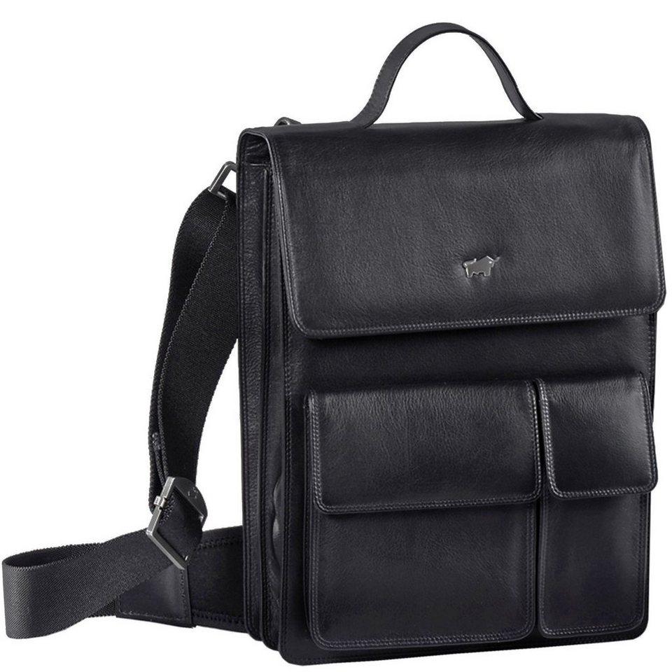 eaf3ea1ede5a9 Braun Büffel Golf Handtasche Leder 27 cm kaufen