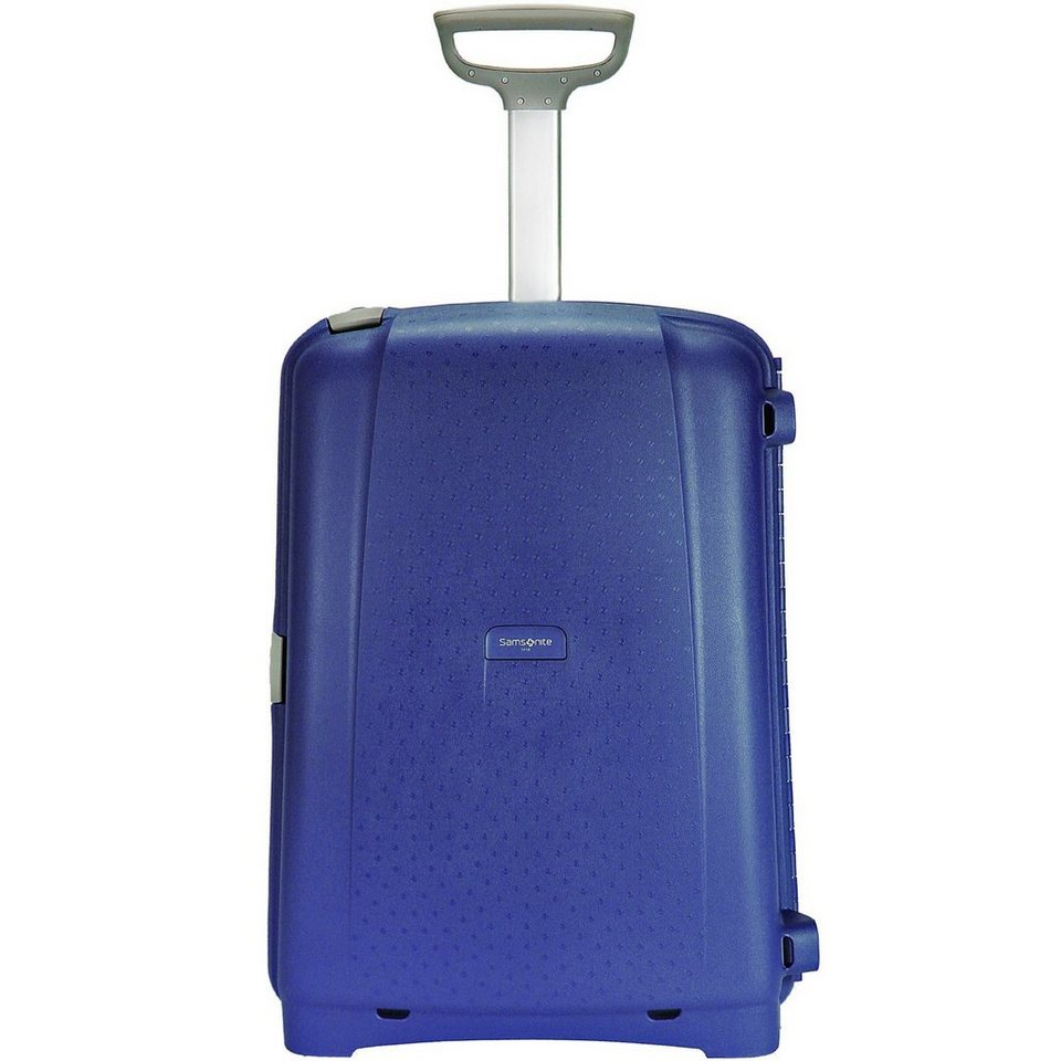 Samsonite Aeris Trolley Upright 2-Rollen 64 cm in vivid blue