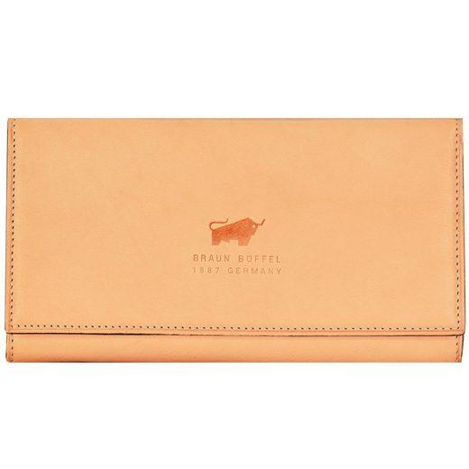 Braun Büffel Premium Woman Geldbörse Leder 19 cm