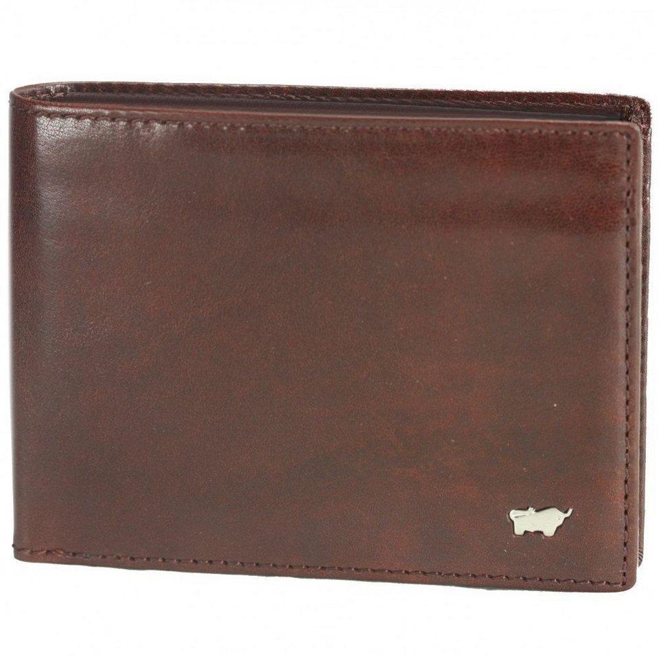 Braun Büffel Braun Büffel Country Geldbörse Leder 12,5 cm in palisandro