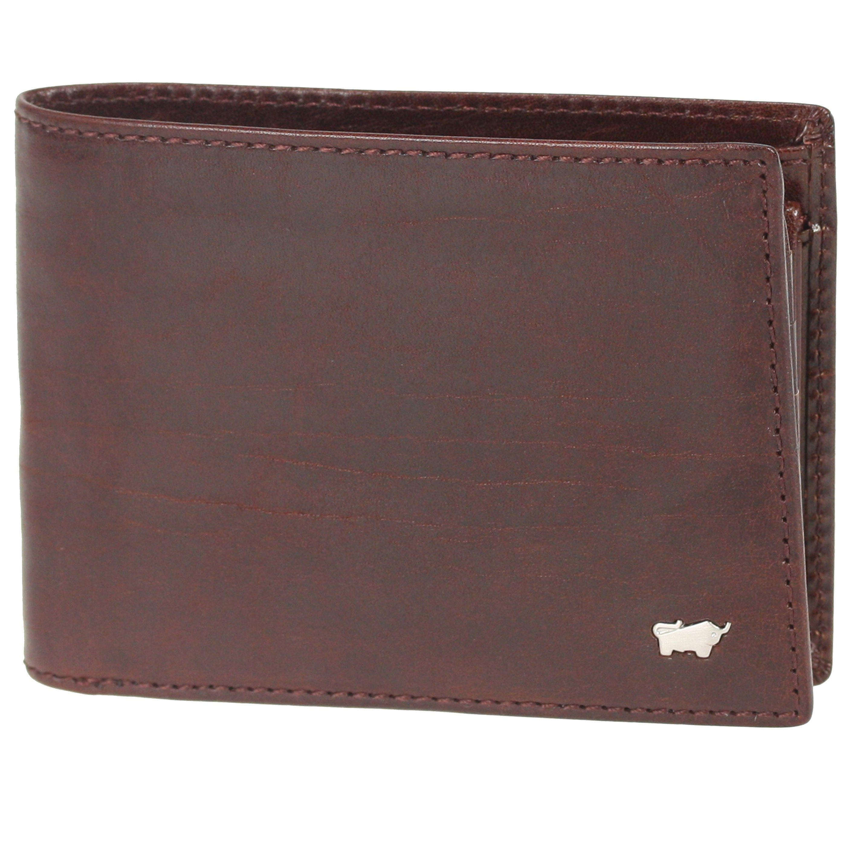 Braun Büffel Basic Geldbörse VII Leder 12,5 cm
