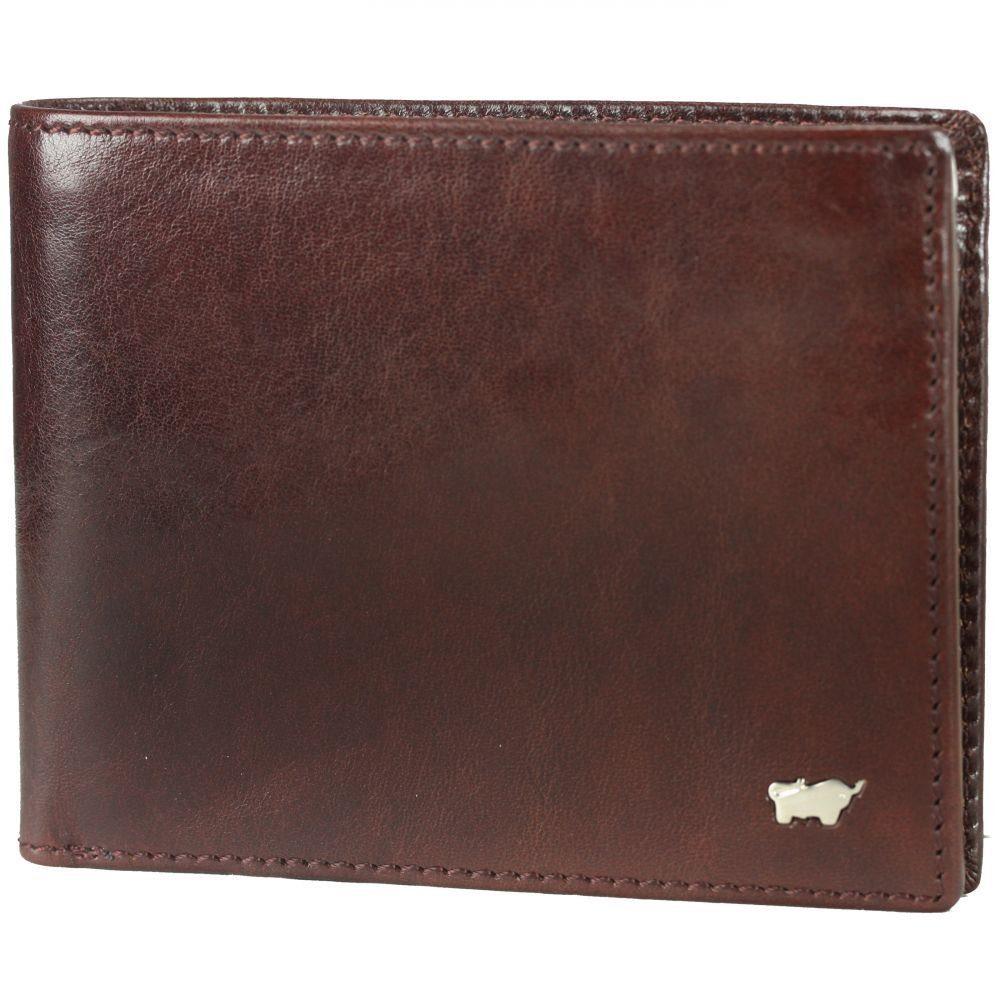 Braun Büffel Basic Geldbörse XI Leder 12,5 cm