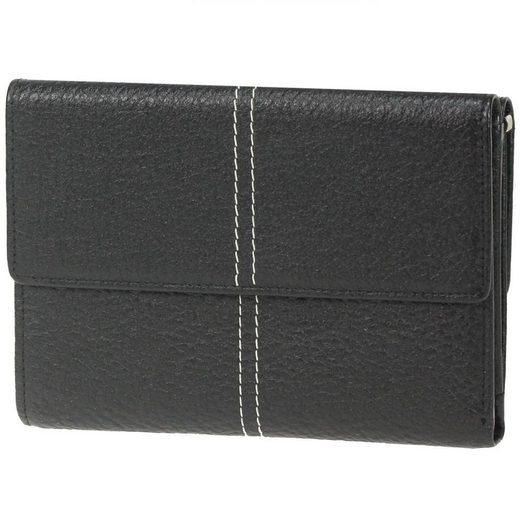 Braun Büffel Mellow Geldbörse Leder 14 cm
