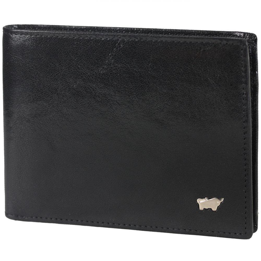 Braun Büffel Basic Geldbörse III Leder 12 cm