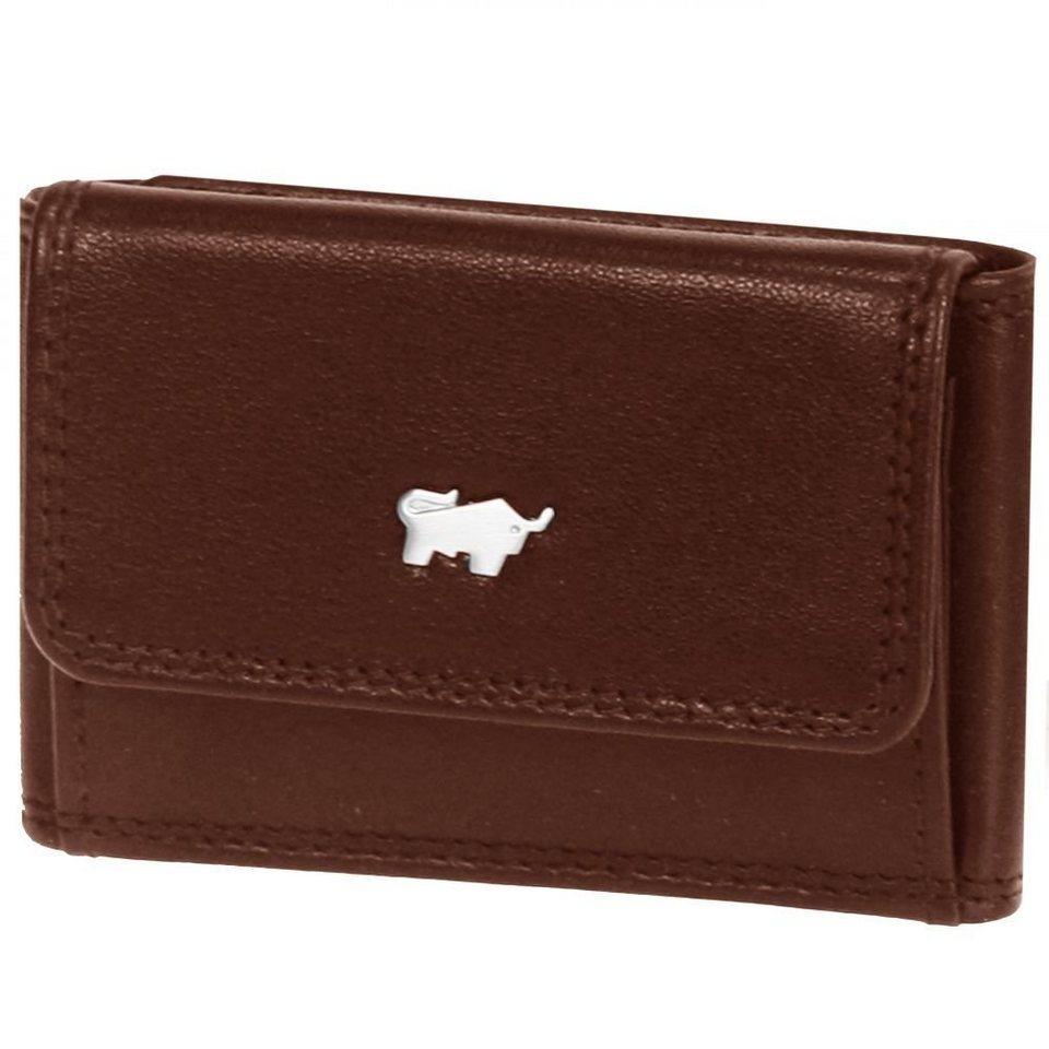 Braun Büffel Braun Büffel Basic Geldbörse Leder 9,5 cm in cognac