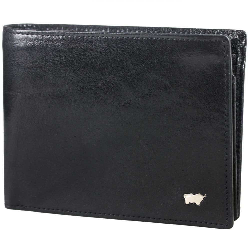 Braun Büffel Basic Geldbörse X Leder 12,5 cm