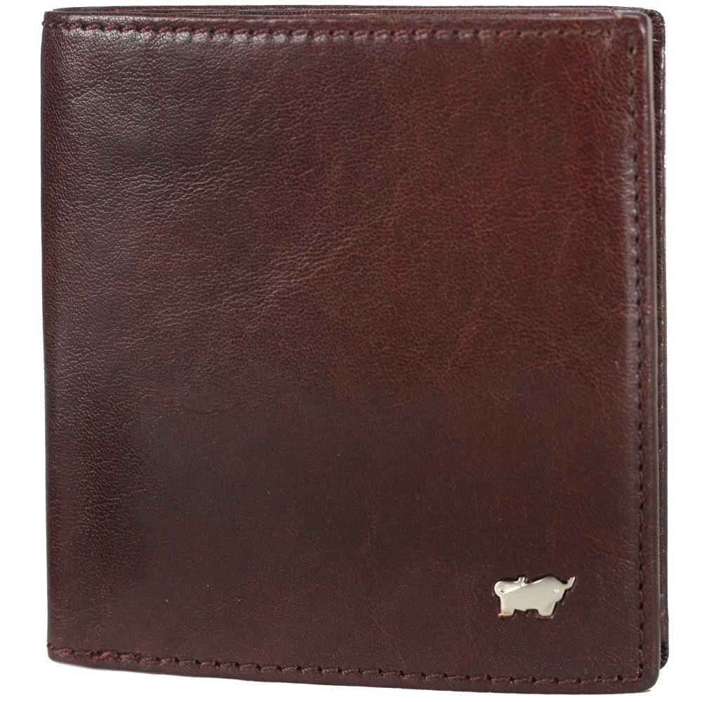 Braun Büffel Basic Geldbörse IV Leder 9,5 cm