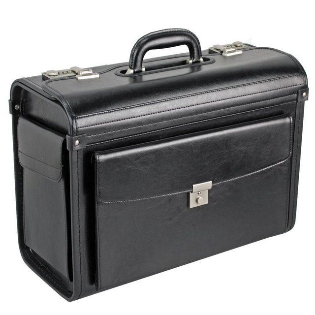 Dermata Pilotenkoffer 46 cm | Taschen > Koffer & Trolleys > Pilotenkoffer | Dermata
