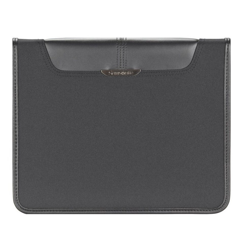 Samsonite Samsonite Stationery Sidaho Schreibmappe 21 cm in black