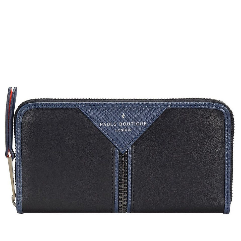 Paul's Boutique Pauls Boutique Lizzie Geldbörse 20 cm in black/navy