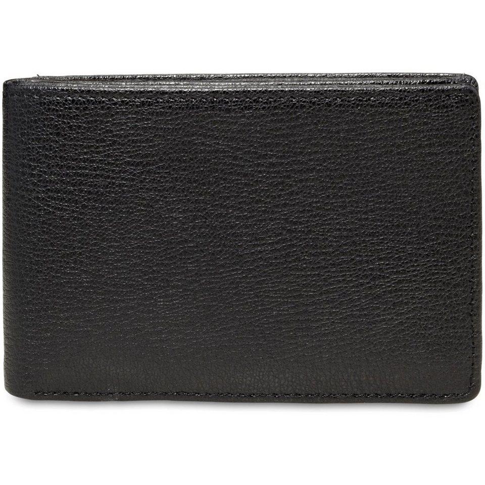 Picard Principal Geldbörse Leder 10 cm in schwarz