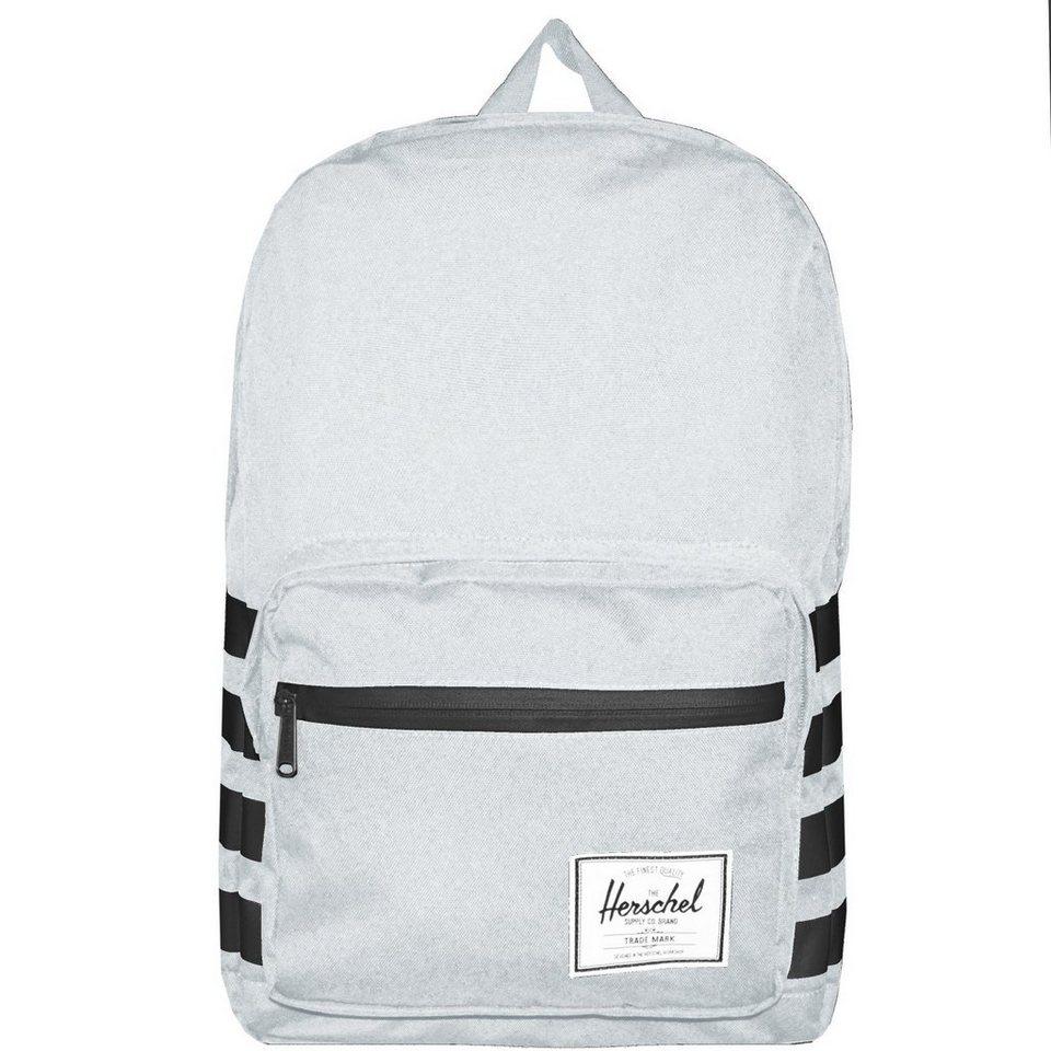 Herschel Pop Quiz Backpack Rucksack 45 cm Laptopfach in lunar rock offset