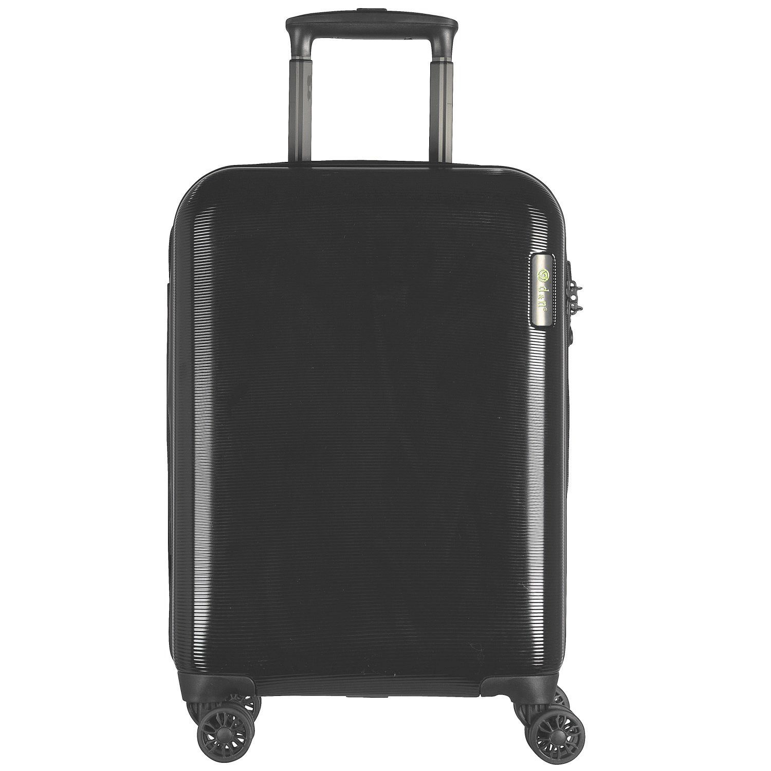 d & n Travel Line 8200 4-Rollen Kabinentrolley 54 cm