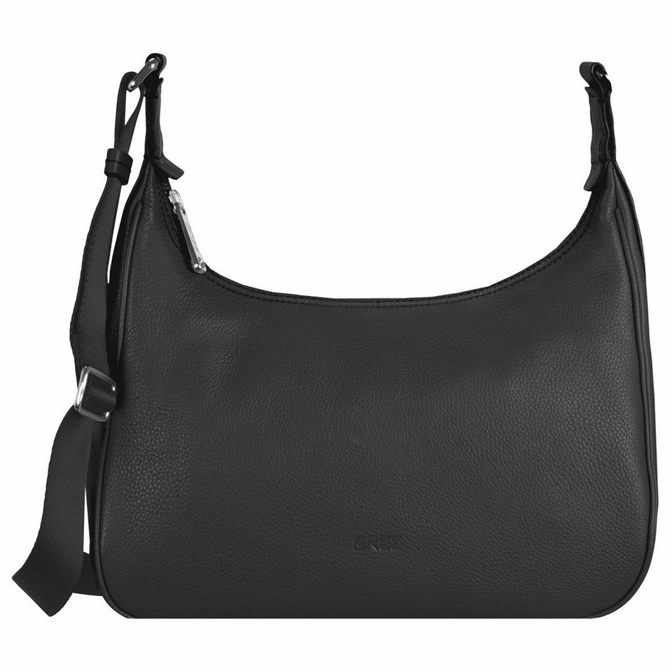 Bree Bree Sofia 2 Umhängetasche Leder 30 cm in black