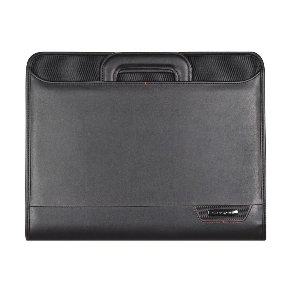 Samsonite Samsonite Stationery Pro-DLX4 Schreibmappe 29 cm in black