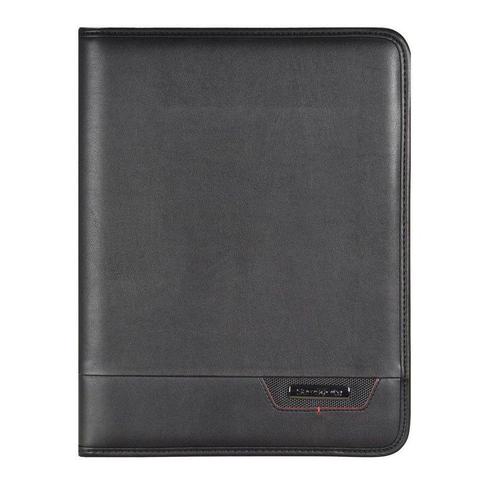 Samsonite Samsonite Stationery Pro-DLX4 Schreibmappe 24 cm in black