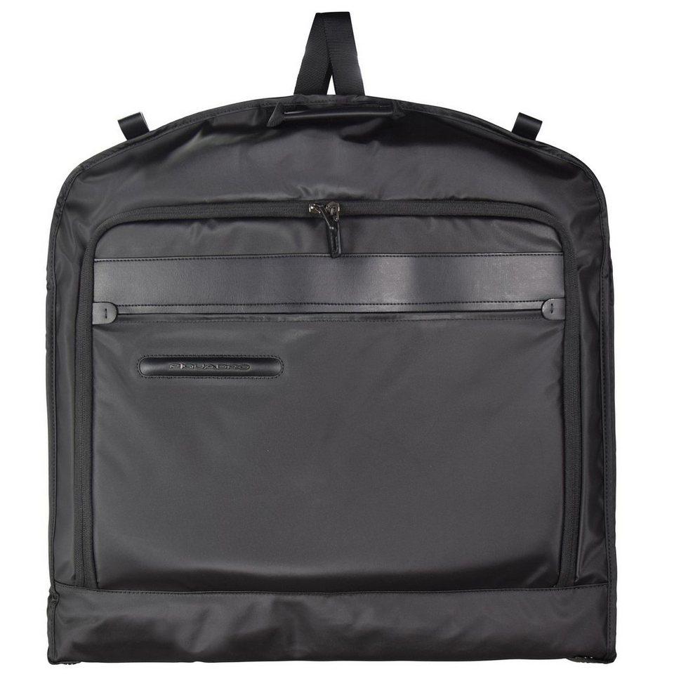 Piquadro Signo 2 Kleidersack 55 cm in schwarz