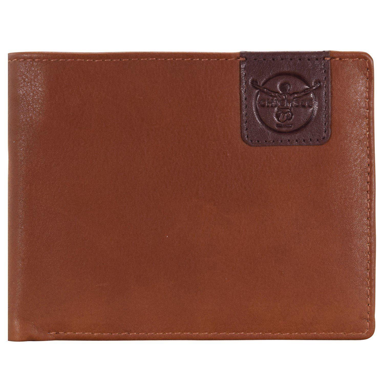 Chiemsee Cuba Geldbörse Leder 12,4 cm