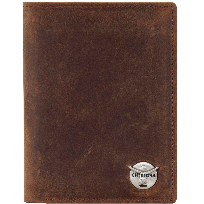 Chiemsee Mario Geldbörse Leder 9 cm