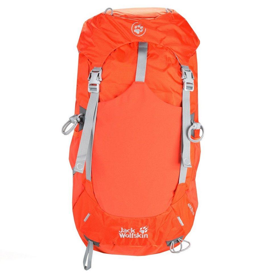 Jack Wolfskin Jack Wolfskin Kids Packs Alpine Trail 36 Rucksack 56 cm in wild brier