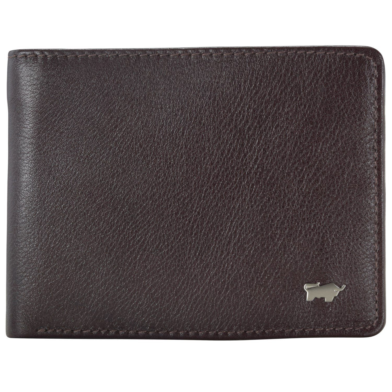 Braun Büffel Firenze Geldbörse Leder 12,5 cm
