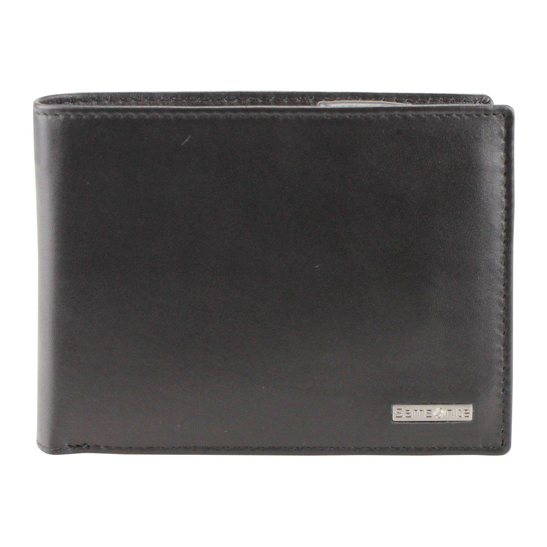 Samsonite S-Derry Geldbörse Leder 12.3 cm