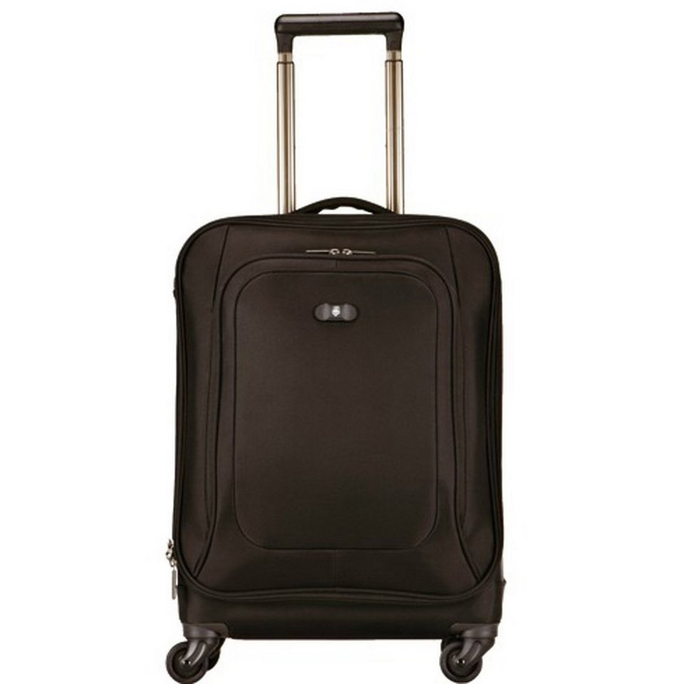 Victorinox Hybri-Lite Global Carry-on 4-Rollen Kabinentrolley 51 cm in black