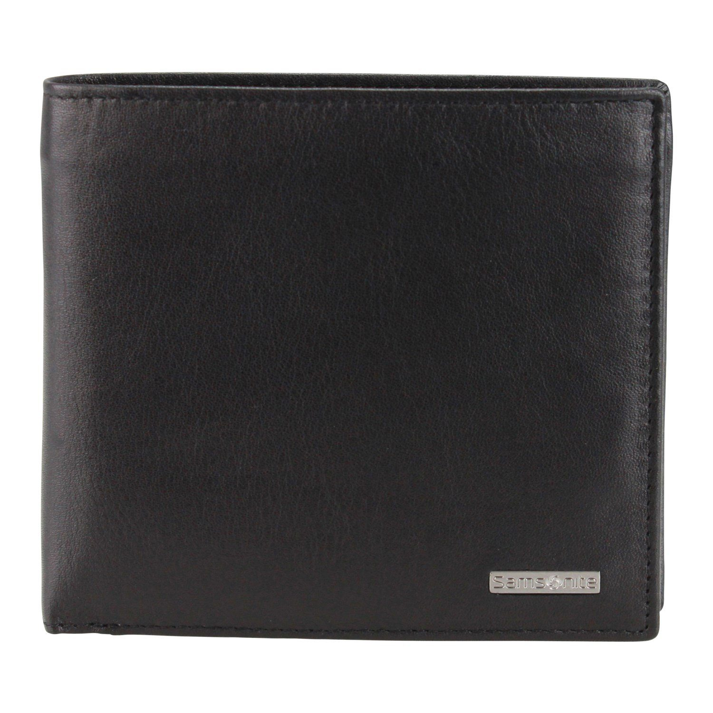 Samsonite S-Derry Geldbörse Leder 11.5 cm