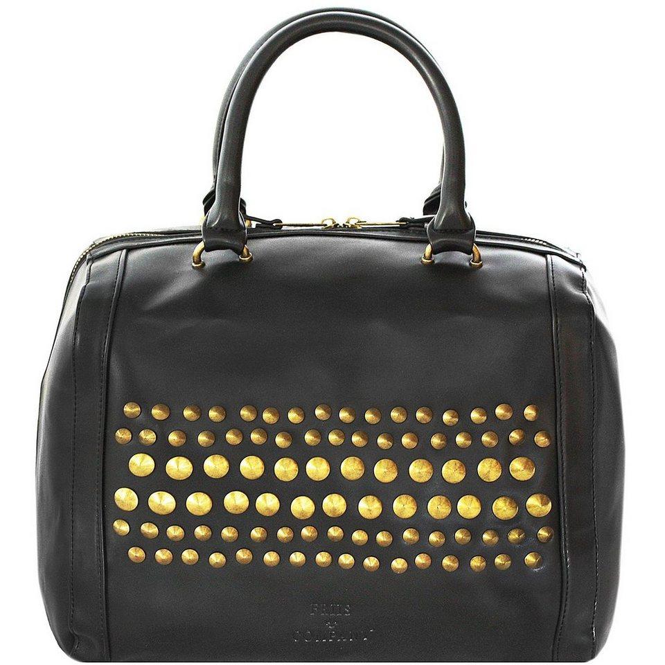 Friis & Company Friis & Company Classics Vol. 1302 Chicago Movi Everyday Bag Hen in schwarz