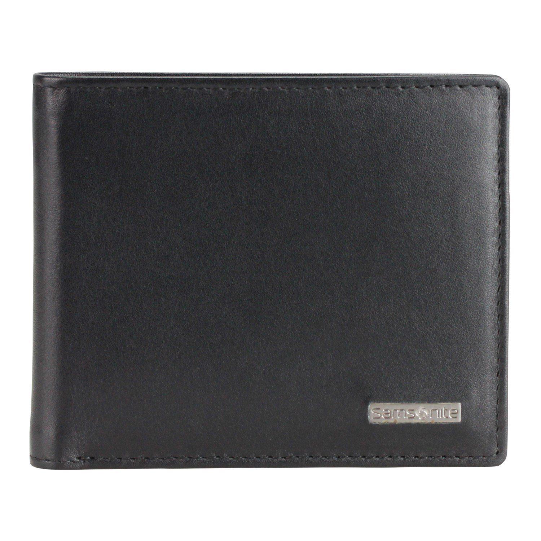 Samsonite S-Derry Geldbörse Leder 10.5 cm