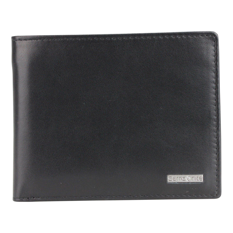 Samsonite S-Derry Geldbörse Leder 12.2 cm