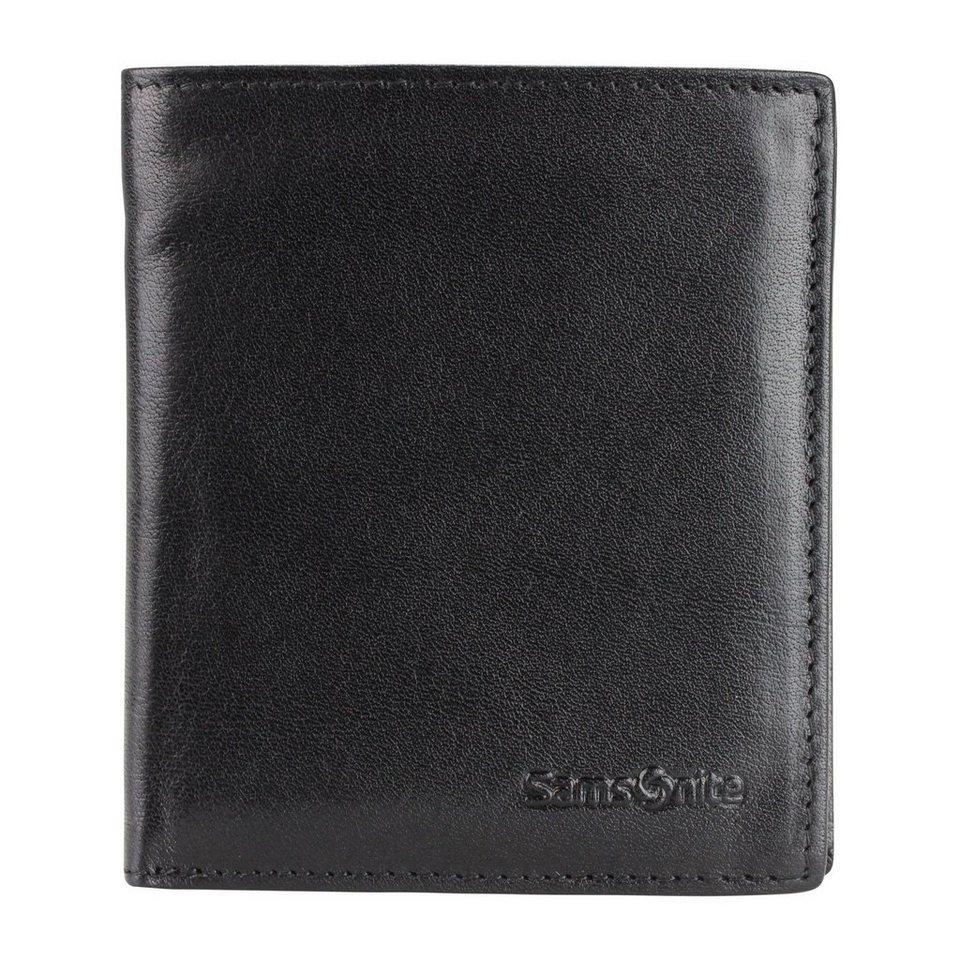 Samsonite Samsonite New Tuscany Geldbörse Leder 9 cm in black