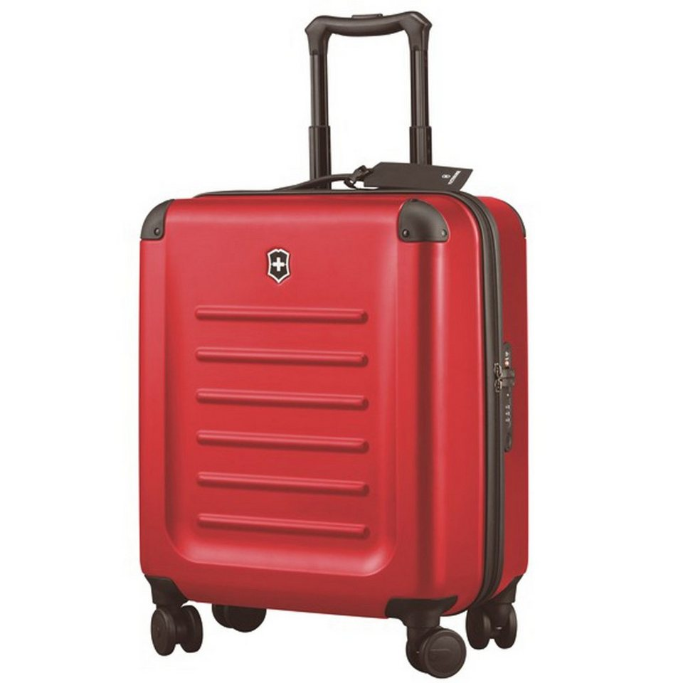 Victorinox Spectra 2.0 Extra-Capacity Carry-On 4-Rollen Kabinentrolley 55 c in red