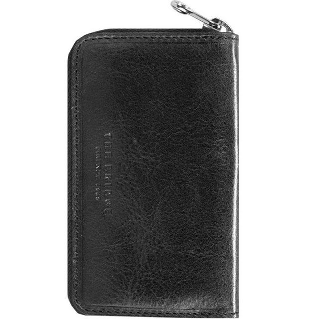 THE BRIDGE Story Uomo Schlüsseletui I Leder 12 cm | Accessoires > Portemonnaies > Schlüsseltaschen | The Bridge