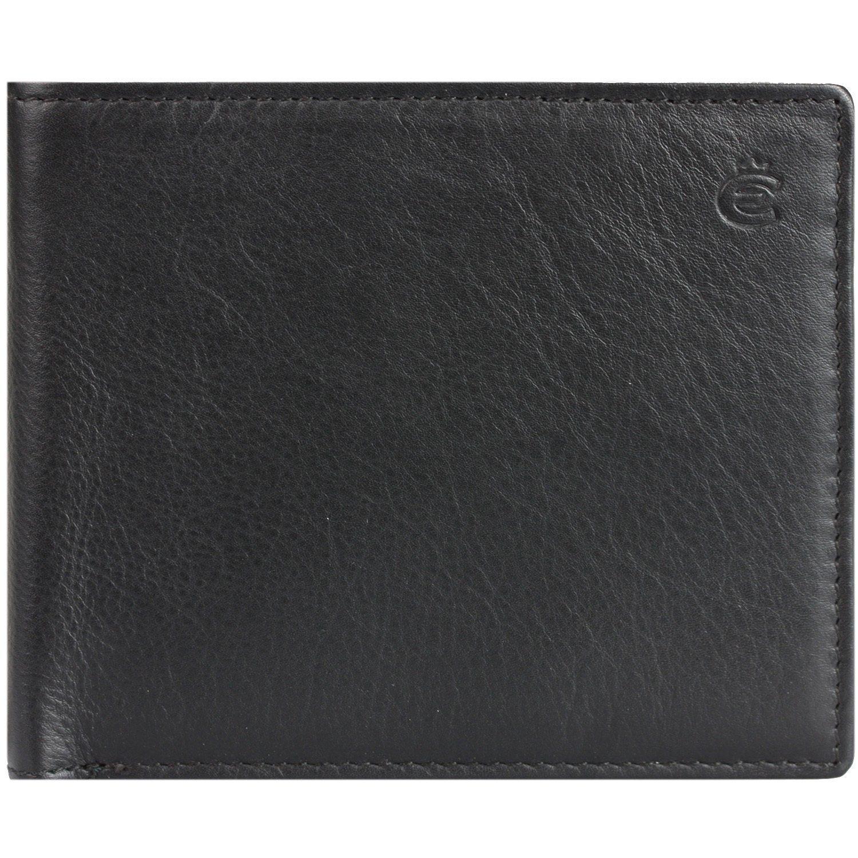 Esquire Eco Geldbörse Leder 11 cm