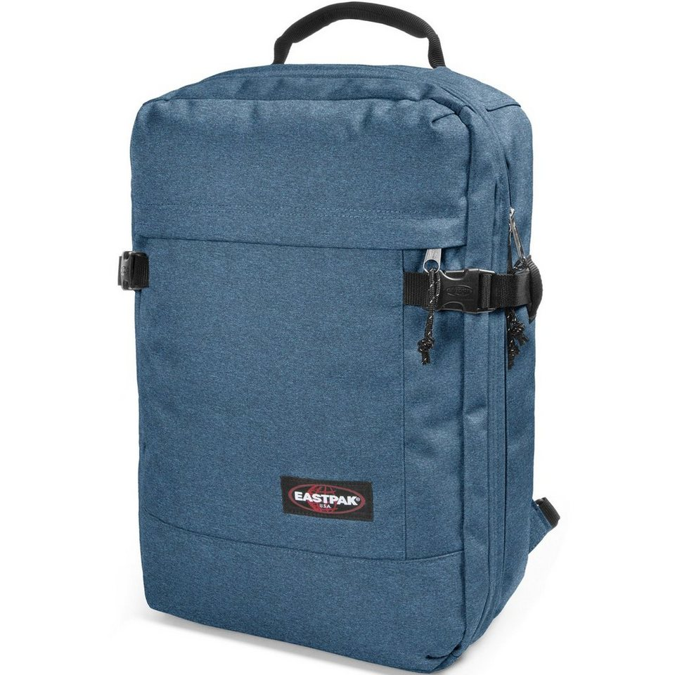 EASTPAK Authentic Collection Weaber Rucksack 45 cm Laptopfach in double denim