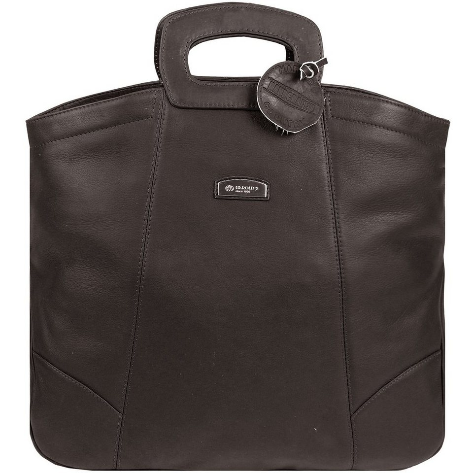 Harold's Harold's Country Shopper Leder 37 cm in braun
