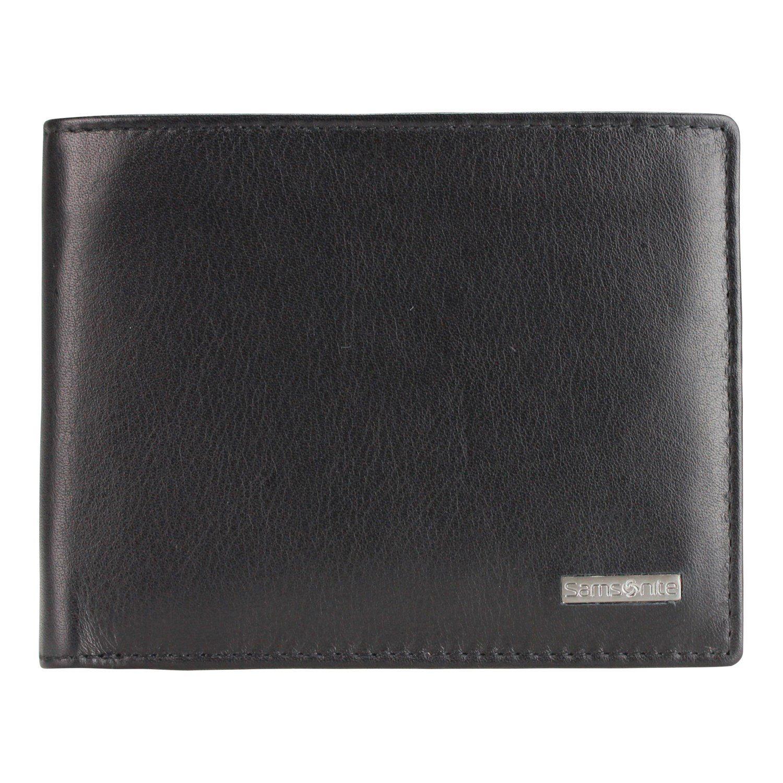 Samsonite S-Derry Geldbörse I Leder 12 cm