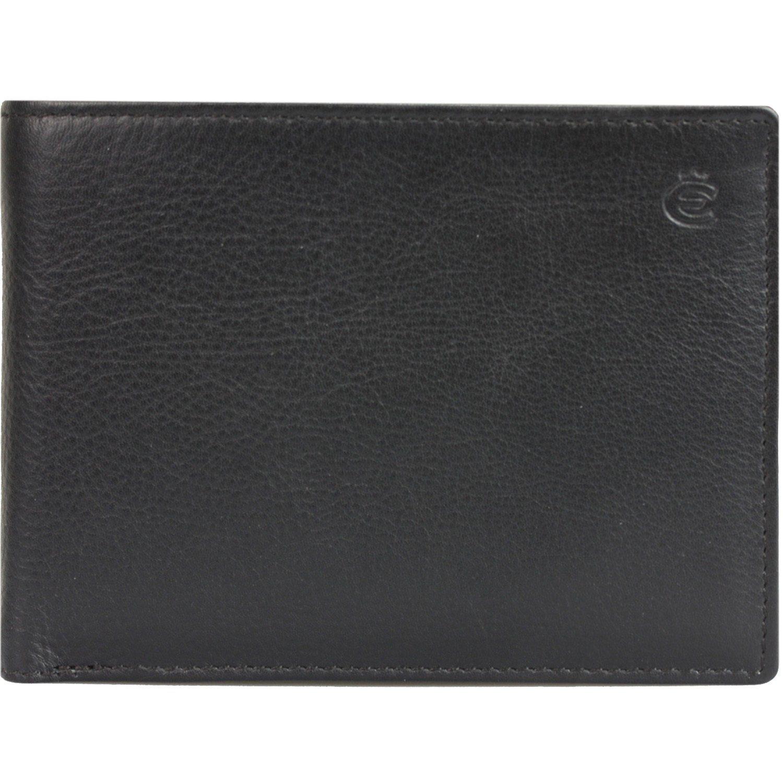 Esquire Eco Geldbörse III Leder 12 cm