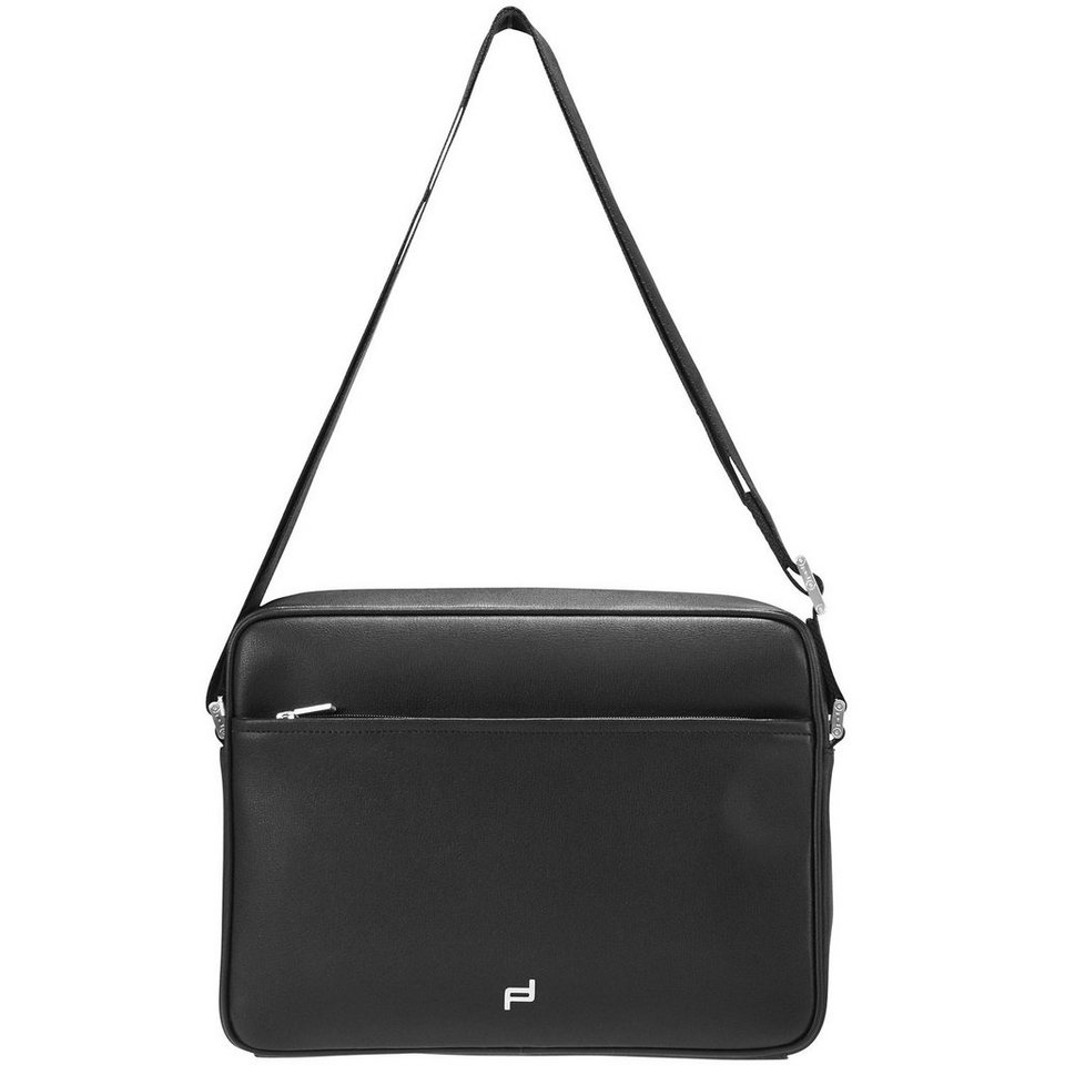 porsche design cosmo shoulderbag mh umh ngetasche leder 34 cm laptopfach online kaufen otto. Black Bedroom Furniture Sets. Home Design Ideas