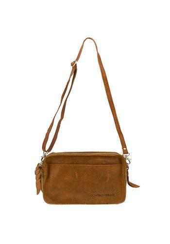 Damen,Kinder,Jungen Cowboysbag Umhängetasche Leder 20 cm  | 08718586259102