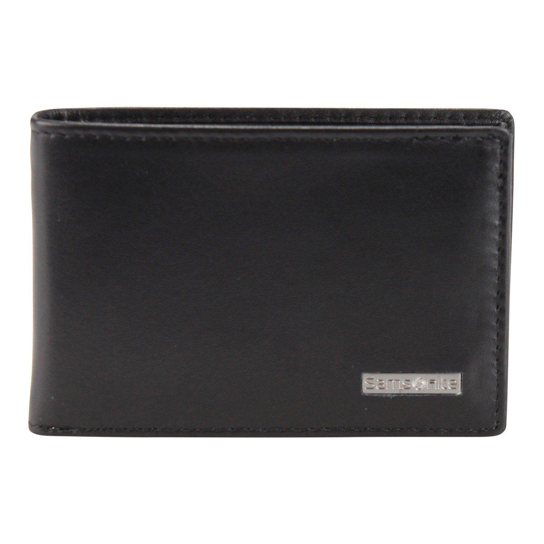 Samsonite S-Derry Geldbörse Leder 10.1 cm