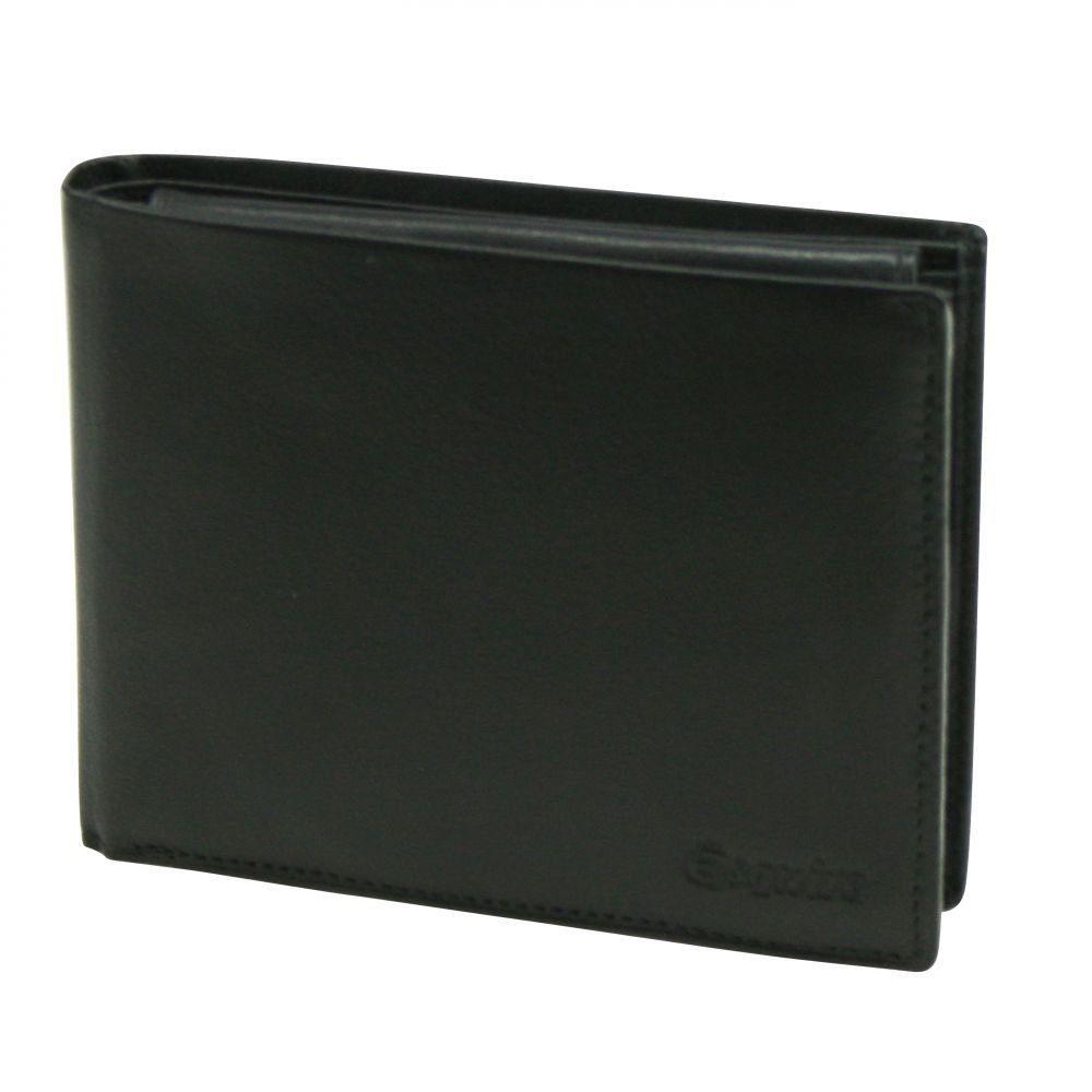 Esquire Silk Geldbörse Leder 12 cm