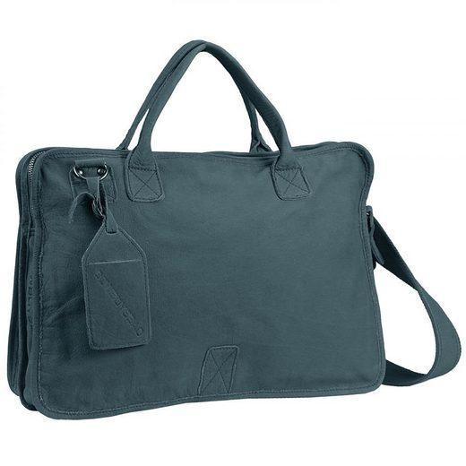 Cowboysbag Retford Henkeltasche Leder 43 cm