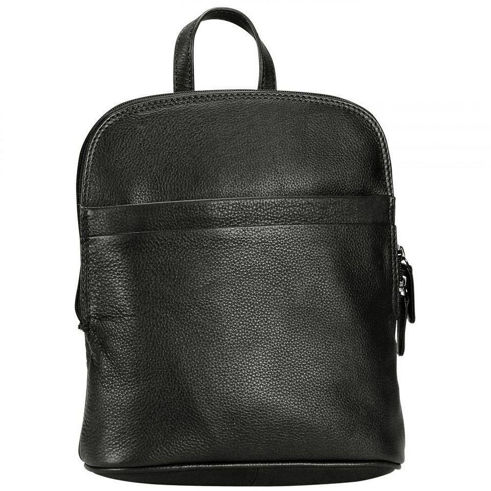 maestro cosmopolitan damen city rucksack leder 23 cm online kaufen otto