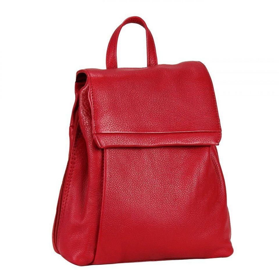 maestro maestro cosmopolitan damen city rucksack leder 24 cm online kaufen otto. Black Bedroom Furniture Sets. Home Design Ideas