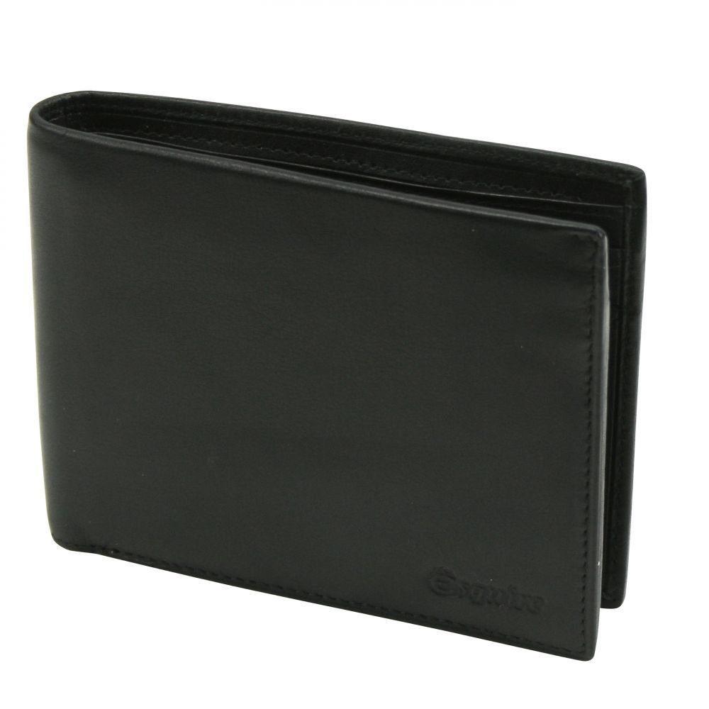Esquire Silk Geldbörse V Leder 12 cm