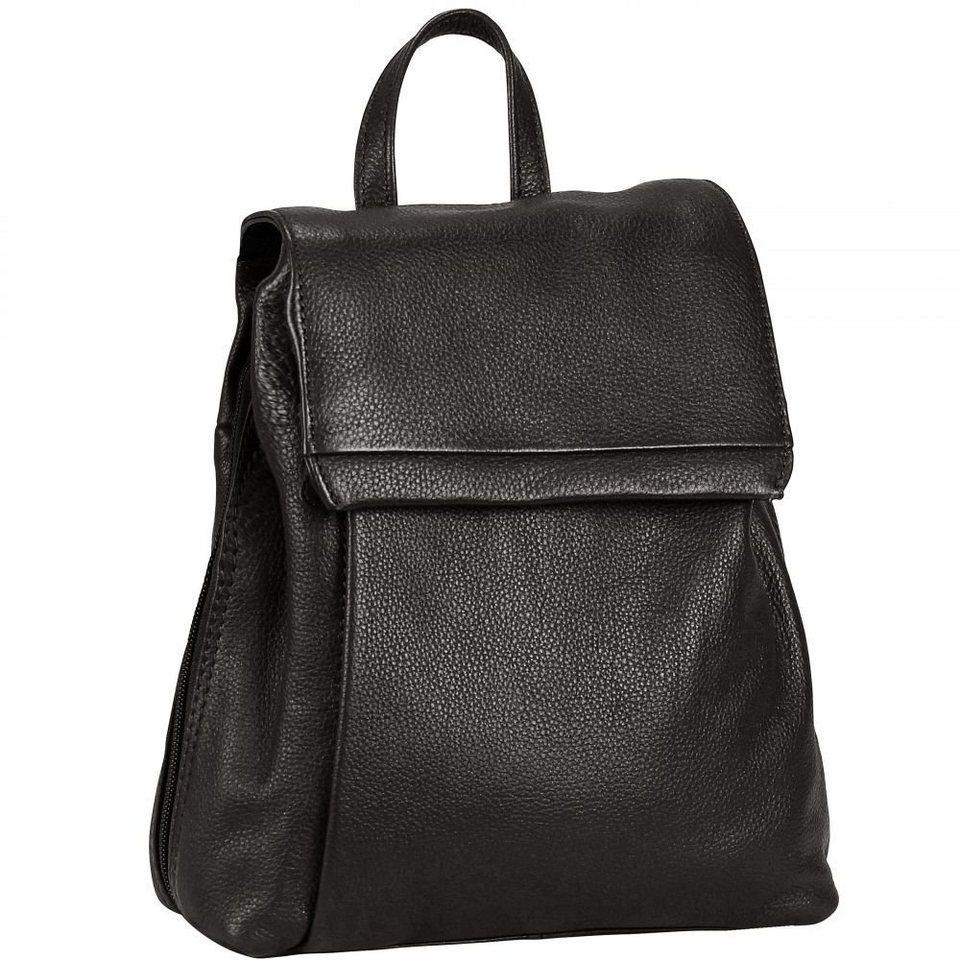 maestro cosmopolitan damen city rucksack leder 26 cm. Black Bedroom Furniture Sets. Home Design Ideas