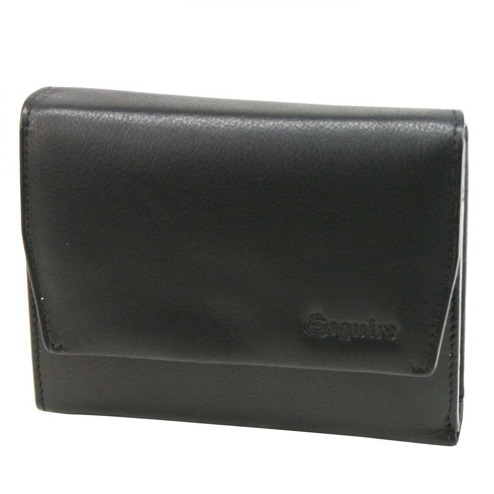 Esquire Silk Geldbörse II Leder 12 cm